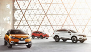 Renault Crossover Festival
