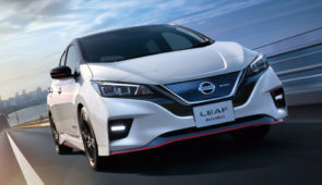 Nissan Leaf Nismo is een feit