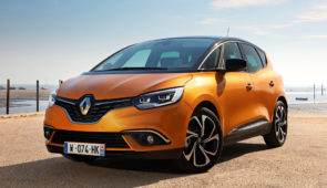 Renault Flex Choice 2,9 procent rente