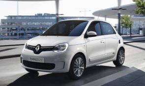 Renault Twingo Electric Early Birds