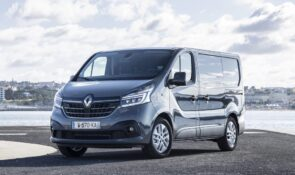 Renault Trafic nu als Business